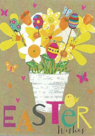 Carson Higham wholesale open Easter cards